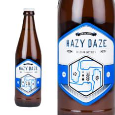 League of Beers Woodstock Brewery Hazy Daze Witbier