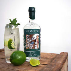 Sipsmith London Dry Gin, 750ml