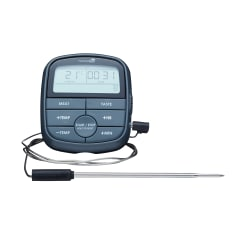 Master Class Cook's Timer & Thermometer
