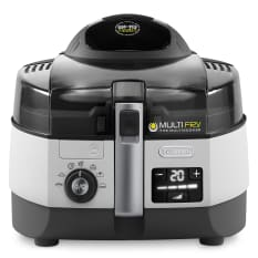 DeLonghi Multifry Extra Chef Low Oil Fryer and Multicooker