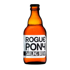 League of Beers Darling Brew Rogue Pony Pale Ale