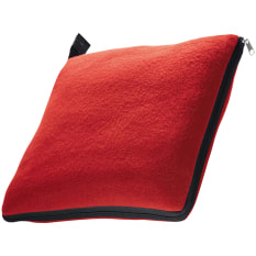 Eco Fleece Picnic Blanket In Bag