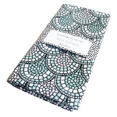 Handmade by me Mosaic Tea Towel