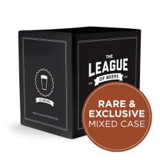 League of Beers Rare & Exclusive Mixed Case
