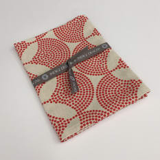 Indigi Designs Sunset Radiance Tea Towel