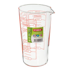 Pyrex Classic Glass Measuring Jug Without Handle, 500ml