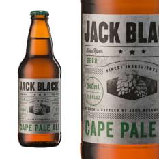 League of Beers Jack Black's Cape Pale Ale