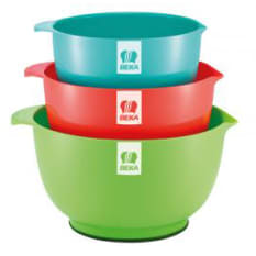 Beka Mixing Bowls, Set of 3