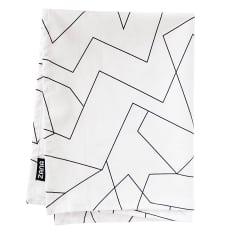 Zana Screen Printed Cotton Tea Towel