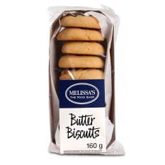Melissa's Butter Biscuits, 160g
