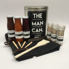 The Cooksister The Man Can Filled Gift Tin
