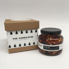 The Cooksister Christmas Glaze in Gift Box