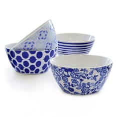 Eetrite Morocco Bowls, Set of 4