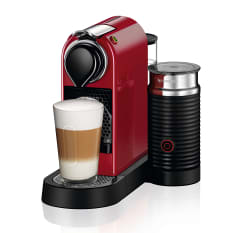 Nespresso CitiZ Automatic Espresso Machine with Aeroccino Milk Frother
