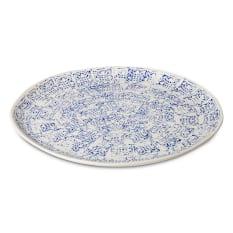 Elu Living Dinner Plates, Set of 2