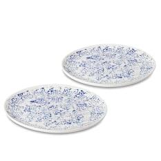 Elu Living Side Plates, Set of 2