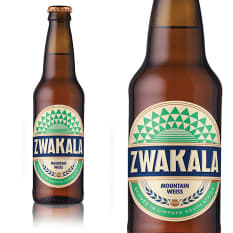 League of Beers Zwakala Brewery Mountain Weiss