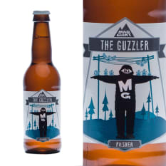 League of Beers Mad Giant Brewing The Guzzler Pilsner