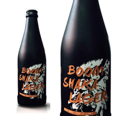 League of Beers Growler Brewing Co BOOM Shaka Lager