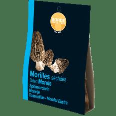 Borde Dried Morels Extra Choice Mushrooms