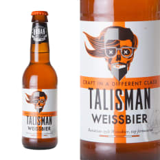 Urban Brewing Co Talisman Weiss