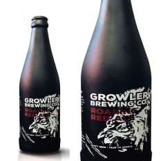 League of Beers Growler Brewing Co Roaring Red Ale