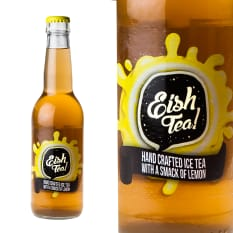 League of Beers Growler Brewing Co Eish Tea Hand Crafted Ice Tea