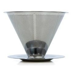 Java Maestro Pour Over Coffee Dripper with Coffee Scoop Clip