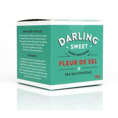 Darling Sweet Fleur de Sel Sprinkling Finishing Salt