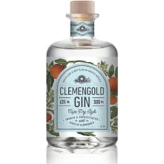 ClemenGold Gin, 500ml