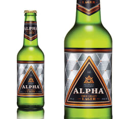 League of Beers Alpha Lager