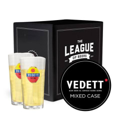 League of Beers Vedett Mixed Case
