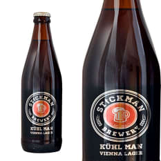 League of Beers Stickman Brewery Kühl Man Vienna Lager