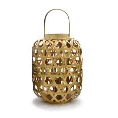 Sarah Jane Natural Bamboo Lantern