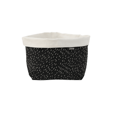 Zana Screen Printed Cotton Soft Pot, Medium