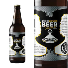 League of Beers Agars Brewery Mamphudi Summer Ale