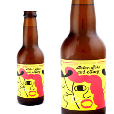 League of Beers Mikkeller Peter, Pale and Mary Pale Ale