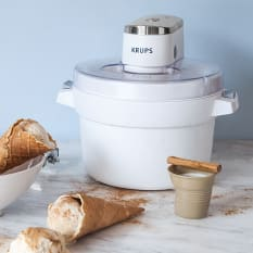 Krups Ice Cream & Sorbet Maker, 1.6 Litre