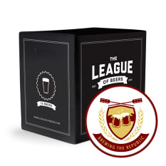 League of Beers Brewing the Republic Mixed Case