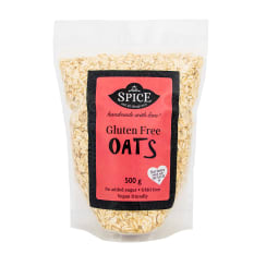 Spice And All Things Nice Gluten Free Oats, 500g