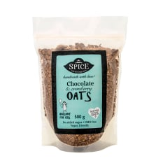 Spice And All Things Nice Chocolate Oats with Cranberries, 500g