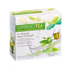 Ronnefeldt Simplicitea Tropical Green Float Tea Capsules