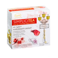 Ronnefeldt Simplicitea Pomegranate Delight Tea Capsules