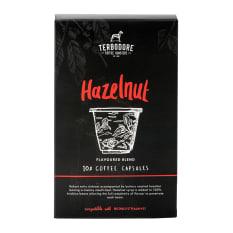 Terbodore Coffee Roasters Hazelnut Coffee Capsules