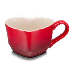 Le Creuset Heart Shaped Mug