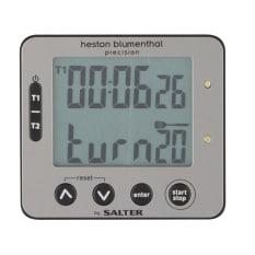 Salter Heston Blumenthal Digital Dual Kitchen Timer