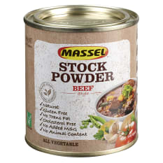 Massel  Beef Style Concentrated Stock Powder