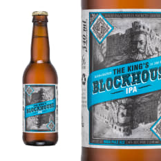 League of Beers Devil's Peak Brewing Company The King's Blockhouse IPA