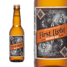League of Beers Devil's Peak First Light Golden Ale