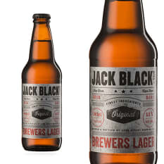 League of Beers Jack Black's Brewers Lager